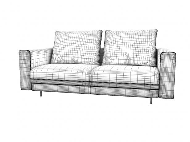Enki 2-Seater Sofa 9