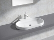 Eurocosmo Countertop Basin 80 Set 1