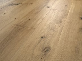 Distressed Country Solid Oak Flooring