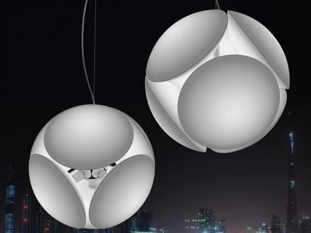 Bubble Pendant Light 3