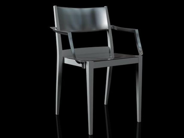 Play armchair plastic 9