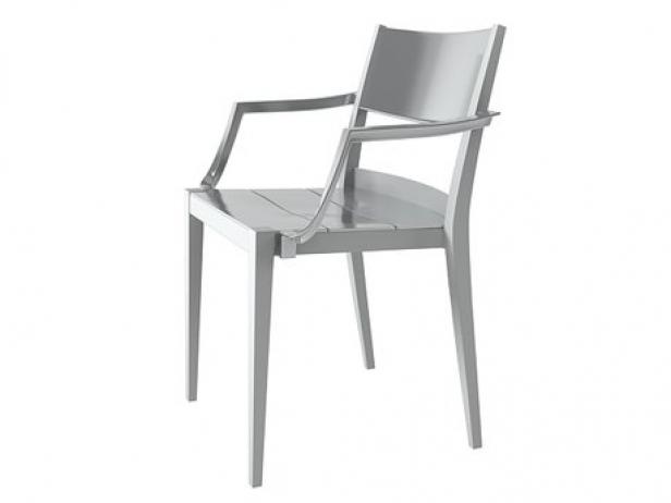 Play armchair plastic 6