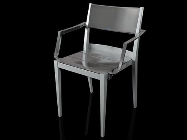 Play armchair plastic 8
