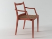 Play wooden armchair 7