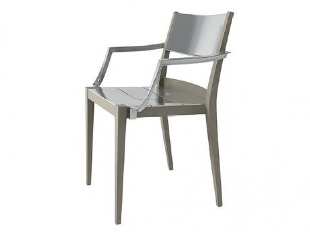 Play armchair plastic 3