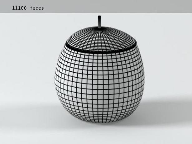 Fruit basket tea service 3d model alessi - Alessi fruit basket ...