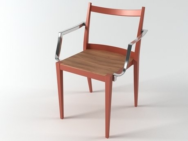 Play wooden armchair 2