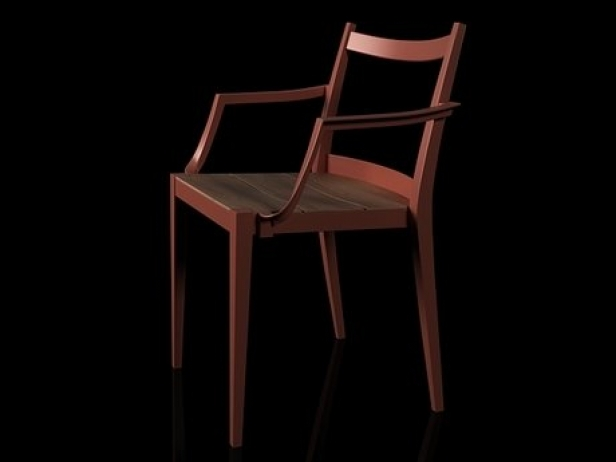 Play wooden armchair 11