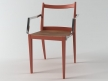 Play wooden armchair 4
