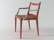 Play wooden armchair 3