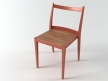 Play wooden chair 3