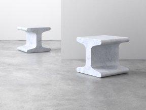 IPN Sofa End Table
