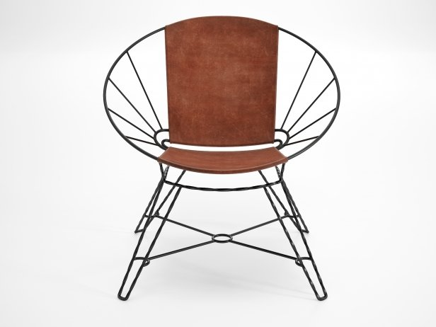 The Coquilles Saint Jacques Chair 8
