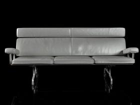 Eames Sofa 3-Seater
