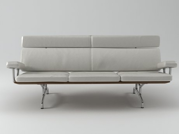 Eames Sofa 3 Seater 2