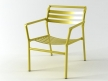 Straw lounge chair 10