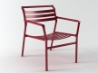 Straw lounge chair 4