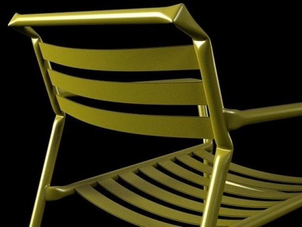 Straw Lounge Chair 15