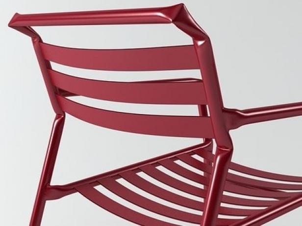 Straw lounge chair 5