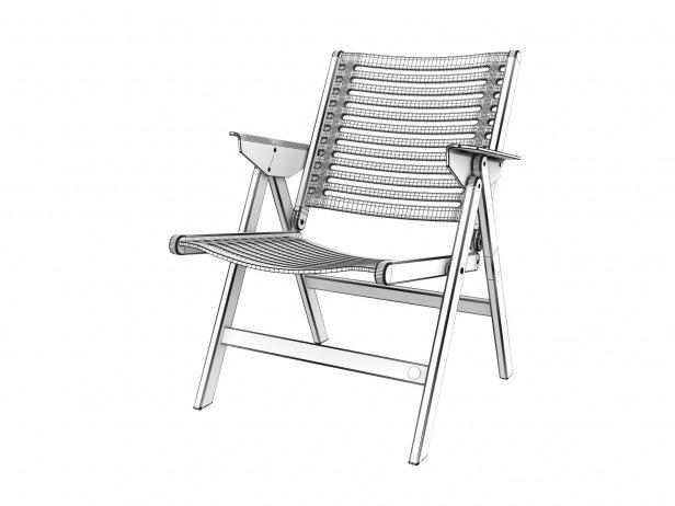 Rex Lounge Chair 3