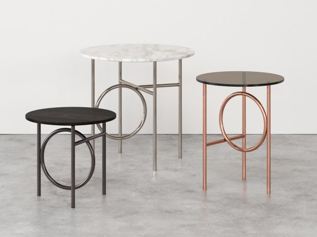 Ring Side Tables 1