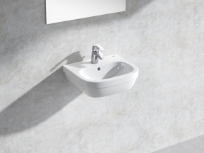 Euro Wall-hung Basin 45 Set