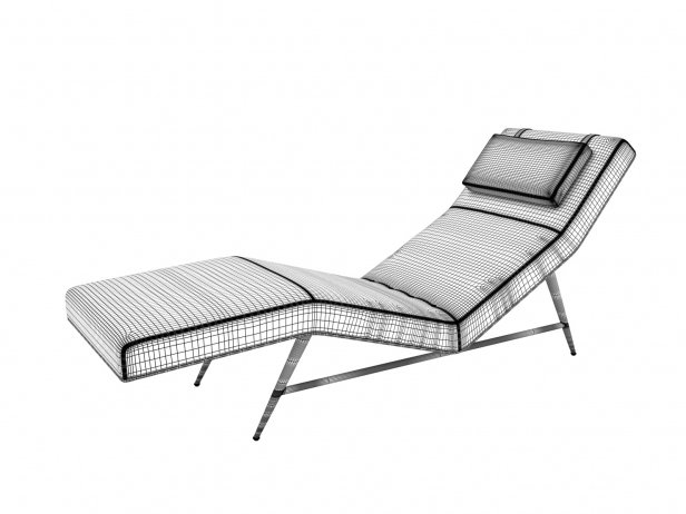 Fred Armless Chaise 7