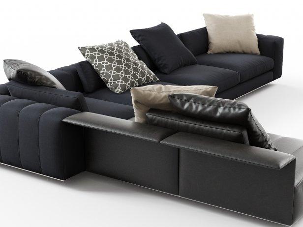 Freeman Corner Sofa System B 5