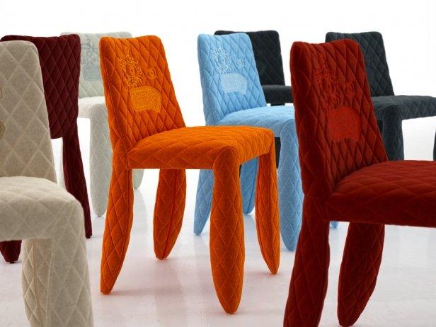 Monster Chair 3d Model Moooi Netherlands