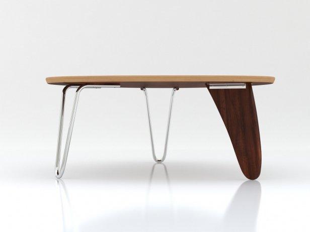 Noguchi Rudder D Model Herman Miller - Noguchi rudder table