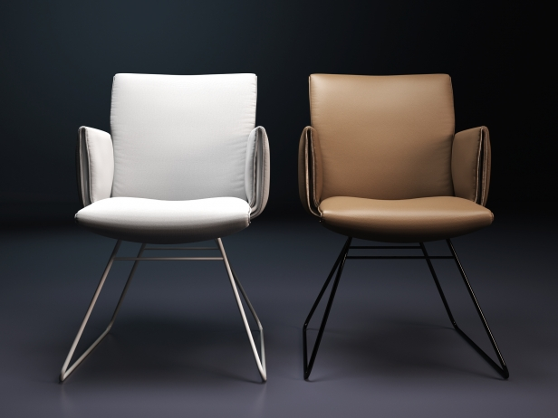 DS-515 Chair with Armrests 9