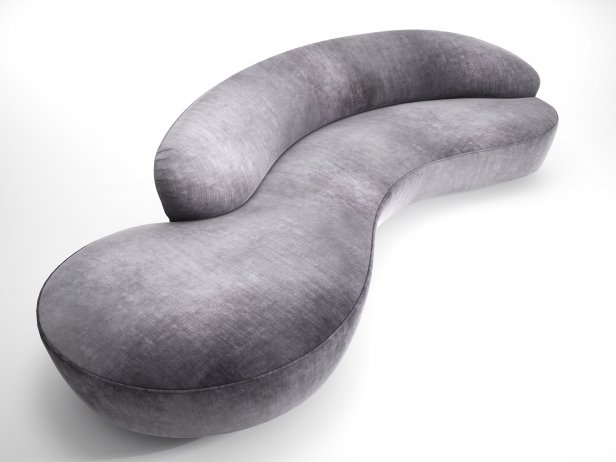 Serpentine Sofa 8