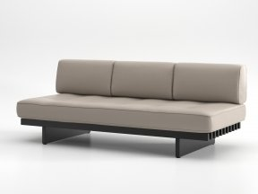 DS-80/793 Sofa without Armrest Outdoor