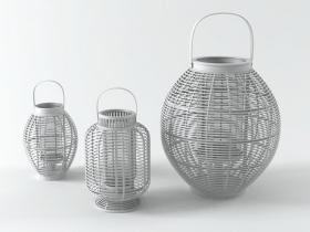 Mekong lanterns