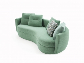 Ipanema Sofa Curved