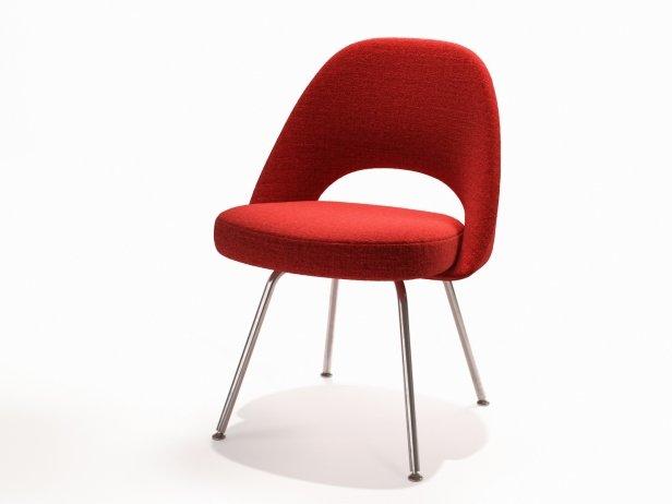Saarinen Executive Chair Steel Legs 5