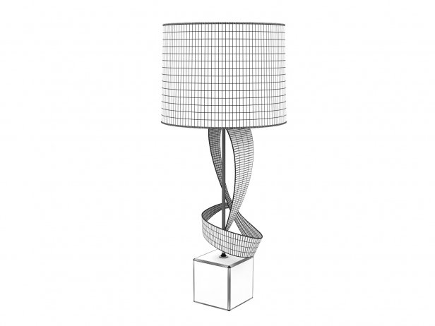 Dean Sculptural Table Lamp 3