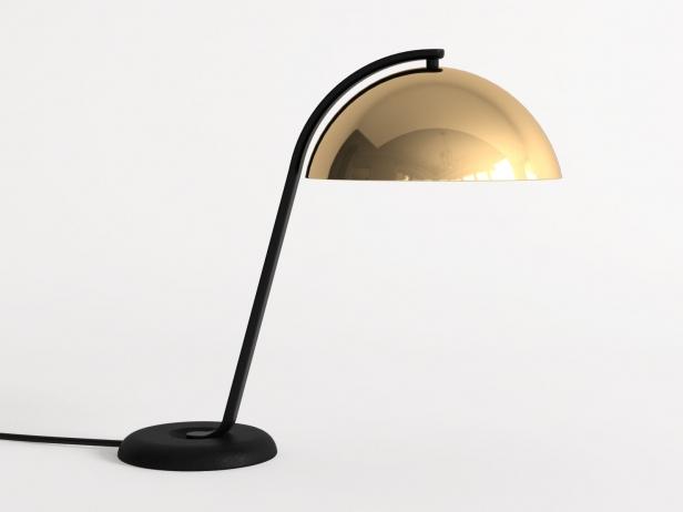 Cloche Table Lamp 1