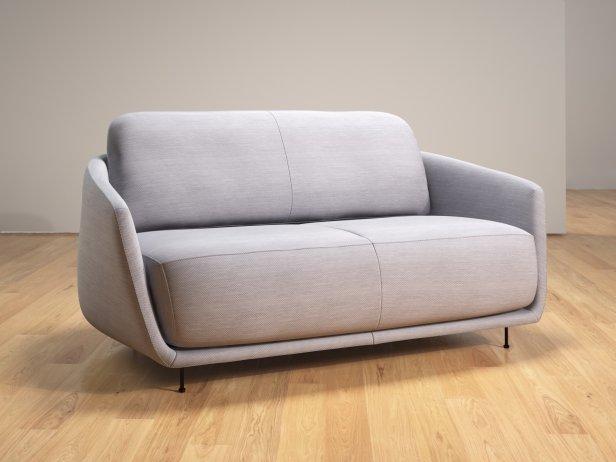 Okura Medium Sofa Low Back 1