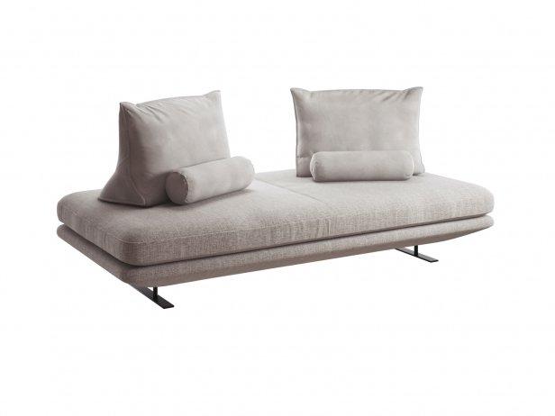 prado sofa m 100 3d model  ligne roset, france