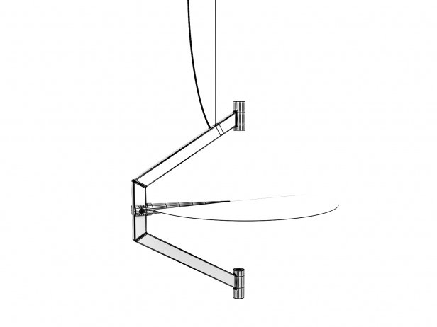 Skia Suspension Lamp 4