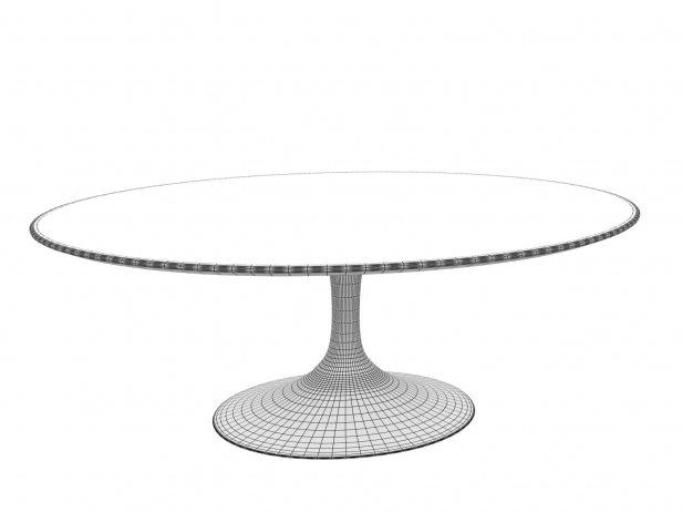 Aero Marble Dining Table 8