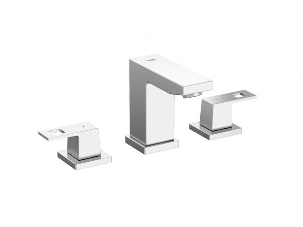Cube Countertop Basin 80 Set 3