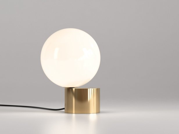 Tip of the Tongue Table Lamp 1