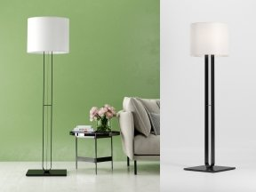 U-Turn Floor Lamp