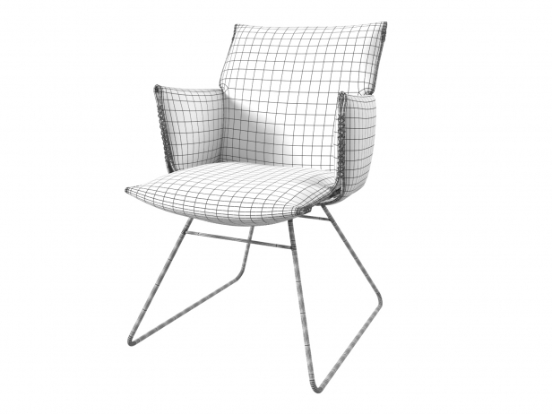 DS-515 Chair with Armrests 10