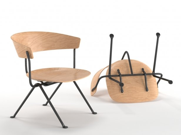 Officina Low Chair 2