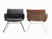 DS-515 Lounge Chair with Armrests 3