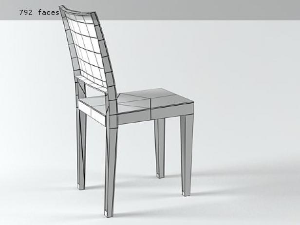 La Marie Chair