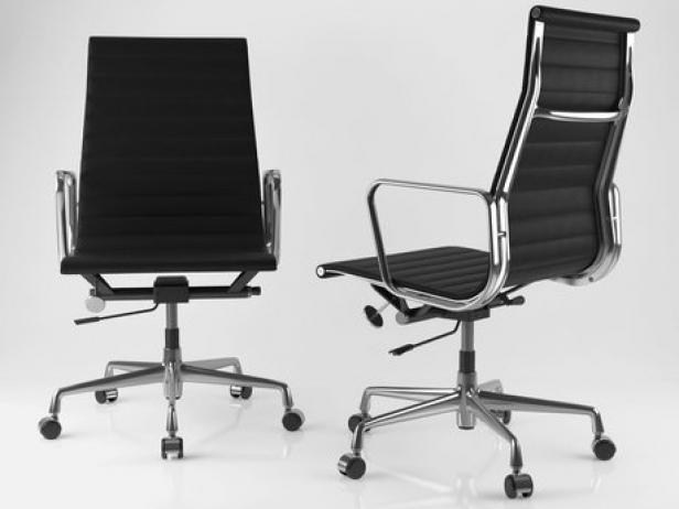 Aluminium Chair 119